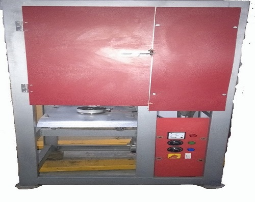 high speed single die paper plate machine